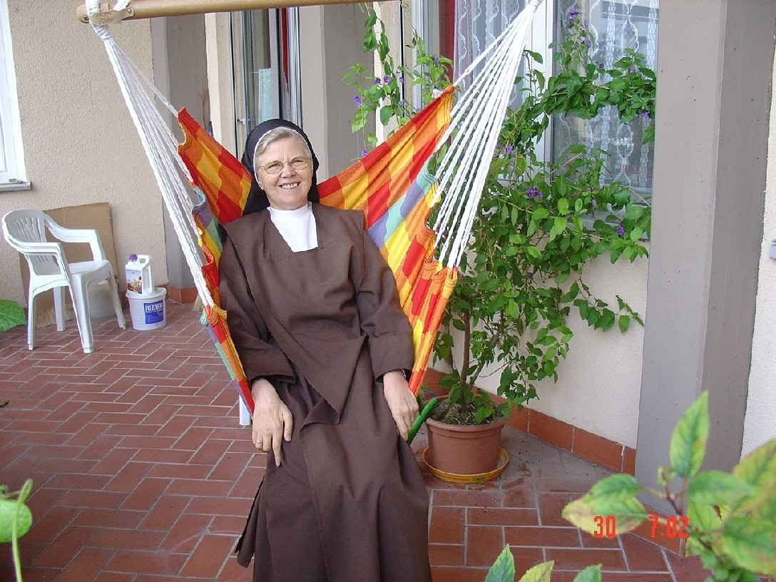 Schwester Huberta Rohrmoser
