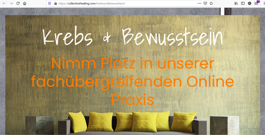 online Praxis, Beratung